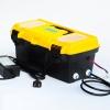 สั่งทำ ประกอบลงกล่อง + ต่อได้ 2 ระบบ ดูดจากถังพัก / ต่อท่อประปา (สั่งซื้อร่วมกับชุด DIY 24VCD เท่านั้น)