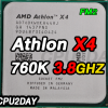[FM2] CPU Athlon X4 760K 3.8Ghz Turbo 4.1Ghz