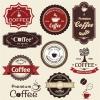 ฉลากอาหาร ของกิน สไตล์การออกแบบดีไซน์แบบเรียบๆ ฉลากไว้ใช้แปะกับแพคเกจแก้วกาแฟ,ห่อกาแฟ // ตัวอย่างดีไซน์ สติ๊กเกอร์ฉลาก Chill Shop Package