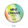 เข็มกลัด 5.8 One Ummah 01