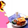 อาหารสำหรับ คุณแม่ตั้งครรภ์ ปวดท้องใกล้คลอด