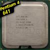[775] Pentium 4 641 (2M Cache, 3.20 GHz, 800 MHz FSB)