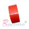 เทปตีเส้น มีกาว สีแดง กว้าง 2 นิ้ว ยาว 33 m. adhesive tape pvc