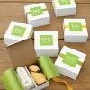 ไอเดียสำหรับการพิมพ์ สติ๊กเกอร์ฉลากสินค้า // สไตล์การออกแบบ ดีไซน์แบบเรียบๆ ฉลากไว้ใช้สำหรับ แปะกล่องกระดาษ กล่องบรรจุภัณฑ์จำพวกชา