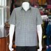 เสื้อสูทผ้าฝ้ายทอลายสก็อต ไซส์ S