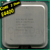 [775] Core 2 Duo E4400 (2M Cache, 2.00 GHz, 800 MHz FSB)