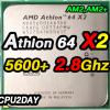 [AM2] Athlon 64 X2 5600+ 2.8Ghz