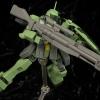 HGBF 1/144 010 GM Sniper K9