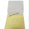Ladies Gold Leaf Face Massage มาร์คหน้าทองคำแท้ 99% ทองคำสำหรับพอหน้า นวดหน้า ขนาด 8x8 ซม./แผ่น