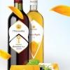ไอเดียสำหรับการพิมพ์ สติ๊กเกอร์ฉลากสินค้า // สไตล์การออกแบบ ดีไซน์แบบเรียบๆ แต่ดูดีมีสไตล์ ฉลากไว้ใช้สำหรับ แปะกับขวดไวน์
