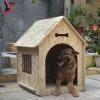 บ้านสุนัข สำหรับสัตว์เลี้ยงไซส์ใหญ่ ตั้งไว้กลางแจ้งได้ ระบายอากาศปลอดโปร่ง กันแดดกันฝน เป็นพื้นที่ส่วนตัวให้เจ้าตัวน้อยอย่างเป็นสัดส่วนค่ะ