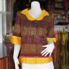 เสื้อผ้ามัดหมี่ทอมือ ไซส์ 2XL