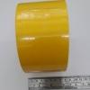 Kingwahk เทปกาว ตีเส้น สีเหลือง กว้าง 3 นิ้ว ยาว 33 เมตร