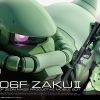 RG 1/144 04 Zaku II Mass Production
