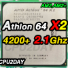 [AM2] Athlon 64 X2 4200+ 2.1Ghz