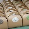 ไอเดียสำหรับการพิมพ์ สติ๊กเกอร์ฉลากสินค้า // สไตล์การออกแบบ ดีไซน์แบบเรียบๆ ฉลากไว้ใช้สำหรับ แปะกล่องกระดาษ กล่องบรรจุภัณฑ์ กล่องใส่ขนม