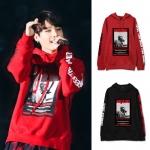 เสื้อฮู้ด Jung Kook BTS Style (ระบุไซส์)