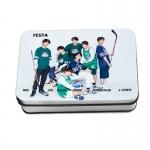 LOMO CARD +กล่องเหล็ก BTS FESTA 40รูป
