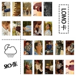 การ์ด LOMO 20รูป+ไม้หนีบ GOT7 You Are 7 for 7