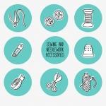 ฉลากเสื้อผ้าแฟชั่น สไตล์การออกแบบดีไซน์แบบใช้สีสันที่สดุดตาสวยงาม ฉลากไว้ใช้กับโลโก้ร้านเสื้อผ้า // ตัวอย่างดีไซน์ สติ๊กเกอร์ฉลาก Chill Shop Package