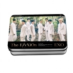 LOMO CARD EXO 2017 PLANET#4 The EℓyXiOn