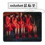 แผ่นรองเม้าส์ Red Velvet Peek-A-Boo