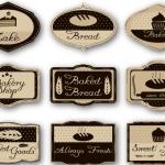 ฉลากอาหาร ของกิน ฉลากไว้ใช้แปะกับแพคเกจเกี่ยวกับเบอเกอรี่ // ตัวอย่างดีไซน์ สติ๊กเกอร์ฉลาก Chill Shop Package
