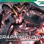 HG00 1/144 37 Seraphim Gundam