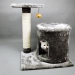 คอนโดแมว ต้นไม้แมวขนาดเล็ก สูง 60 cm