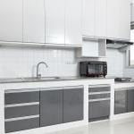 2.6 ตู้ล่าง+บน (เว้นติด hood 60-90 cm) บิ้วทับครัวปูนมี top มาแล้ว 32500 บาท
