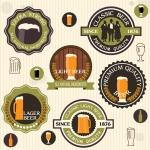 ฉลากสำหรับธุรกิจคุณ สไตล์การออกแบบดีไซน์แบบเรียบๆแต่มีสไตล์ ฉลากไว้ใช้แปะกับแพคเกจเกี่ยวกับธุรกิจเบียร์ // ตัวอย่างดีไซน์ สติ๊กเกอร์ฉลาก Chill Shop Package
