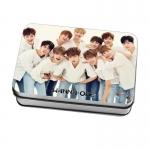LOMO CARD + กล่องเหล็ก WANNA ONE innisfree 101 40รูป