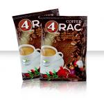 COFFEE 4 rac คอฟฟี่ โฟร์แรค จำนวน 10 ซอง