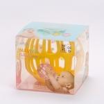 MAMMA BALL - ม่าม๊าบอล ลูกบอลจับขวดนมเสริมพัฒนาการ (สีเหลือง)