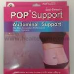 AB01 Abdominal support ผ้ายืดพยุงหน้าท้อง ขนาดเล็ก S เอว 22-30 นิ้ว