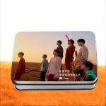 LOMO CARD+กล่องเหล็ก BTS LOVE YOURSELF 30 รูป