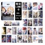 LOMO CARD BTS DICON 30รูป