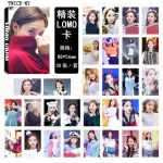 LOMO CARD TWICE Lim Na Yeon 30รูป
