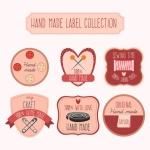 ฉลากเสื้อผ้าแฟชั่น สไตล์การออกแบบดีไซน์แบบใช้สีสันที่ดูหรูหรา ฉลากไว้ใช้แปะกับแพคเกจเสื้อผ้า // ตัวอย่างดีไซน์ สติ๊กเกอร์ฉลาก Chill Shop Package