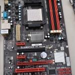 [MB AM3] BIOSTAR A870 + เพลตหลัง
