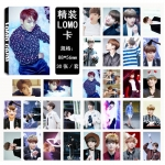 LOMO CARD BTS WINGS JUNGKOOK 03
