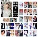 LOMO CARD BTS J-HOPE 30รูป
