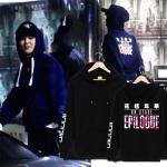 เสื้อฮู้ด BTS EPILOGUE (ระบุ สี ไซส์)