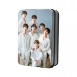 LOMO CARD + กล่องเหล็ก BTS LOVE YOURSELF 'Tear' 30รูป