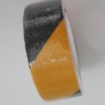 """anti slip tape เทปกันลื่น สีเหลืองดำ กว้าง 1.5"""" ยาว 5 เมตร เทปมีกาว ผิวกระดาษทราย สำหรับติดบันได ทางเดิน ทางลาดเอียง"""