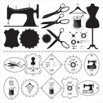 ฉลากเสื้อผ้าแฟชั่น สไตล์การออกแบบดีไซน์แบบสไตล์วินเทจทำให้ดูทันสมัยมากขึ้น ฉลากไว้ใช้กับโลโก้ร้านเสื้อผ้า // ตัวอย่างดีไซน์ สติ๊กเกอร์ฉลาก Chill Shop Package