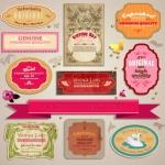 ฉลาก Eco style สไตล์การออกแบบดีไซน์แบบใช้สีสันที่สดุดตาสวยงาม ฉลากไว้ใช้แปะกับแพคเกจครีมบำรุงผิว,กระปุกครีม,สบู่ // ตัวอย่างดีไซน์ สติ๊กเกอร์ฉลาก Chill Shop Package