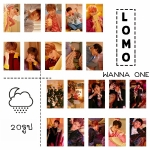 LOMO CARD20รูป +ไม้หนีบ WANNA ONE I PROMISE YOU