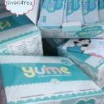ผิวขาว เนียนนุ่ม ขาวใส ด้วย Yume Collagen 20000 mg. 15 ซอง สูตร Over Dose 6xx - 1,000 บาท
