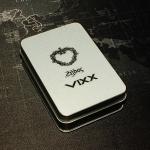 โพราลอยด์ 30แผ่น + กล่องเหล็ก VIXX ZELOS